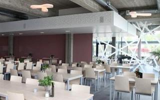 Taverne Zilverbos, overzicht van de zaal